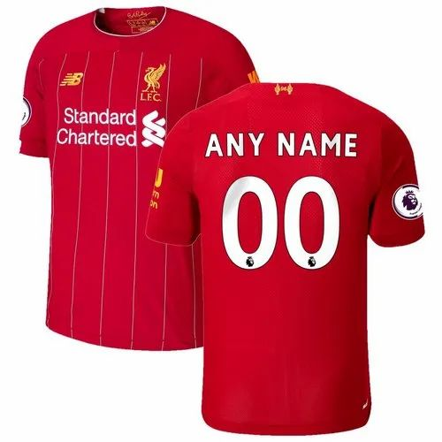 Polyester Half Sleeves ESP Liverpool Home Kit 19-20