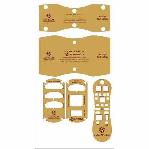 Penta 4 ball protector hk india sticker
