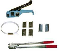 Stainless Steel Strapping Manual Hand Tool Set, for Industrial