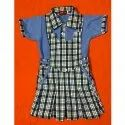 Check Summer Girls School Uniform