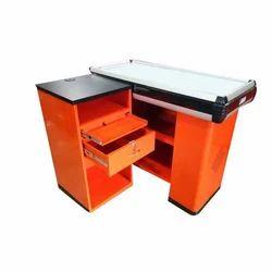 Supermarket Cash Desk Counter