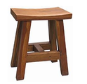 Lab Wooden Stool