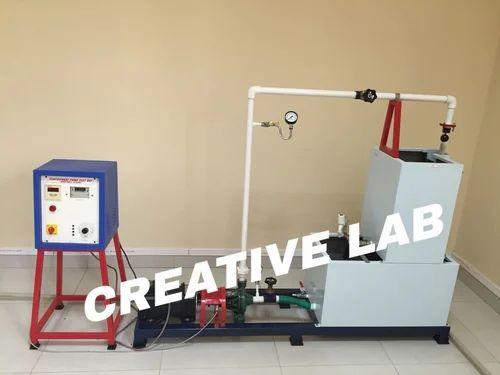 Fluid Machinery Lab - Centrifugal Pump Test Rig (Variable