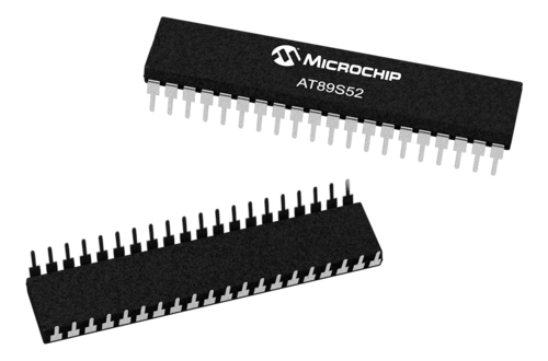 AT89S52-24PU - ATMEL Microcontroller