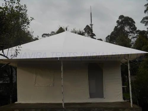 All Weather Swiss Cottage Tents