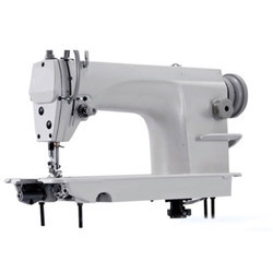 One Needle Lock Stitch Machine