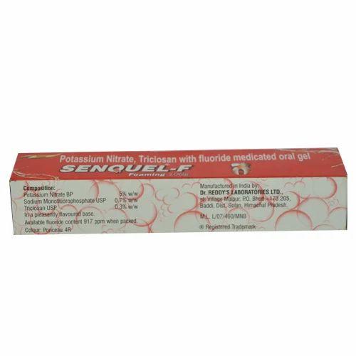 Senquel F Toothpaste