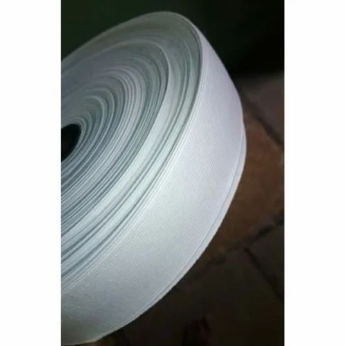 Polyester Plain Woven Elastic Tape for Garment