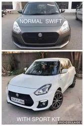 imported Abs Plastic Swift 2019 Sports Kit