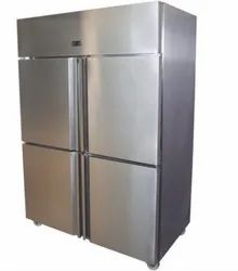 Commercial Four Door Refrigerator