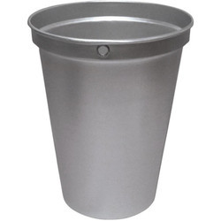 SS Maple Waste Bucket