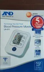 A&D UA-611 BP Monitor Japan