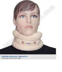 Cervical Collar Eyelet