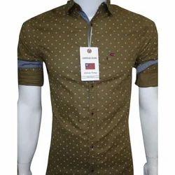 Full Sleeves European Colors Casual Shirt
