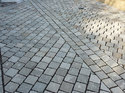 Grey Cobble Stone, For Landscaping And Pavement