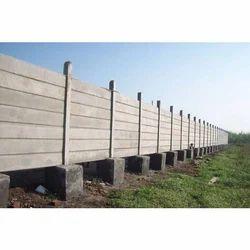 RCC Precast Compond Wall