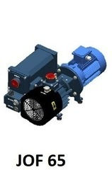 Oil Flooded Rotary Vane Vacuum Pump - JOF 65