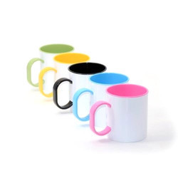 Sublimation Polymer Mug 11oz