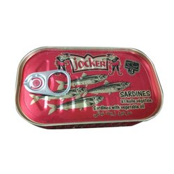 Jocker Canned Sardines with Vegetable Oil