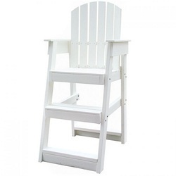 Plastic LifeGuard Chair