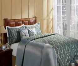 Light Blue Deco Home Bedding Marine