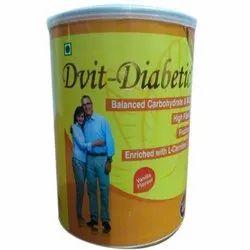 Divit 400 G Dvit Diabetic Powder, Prescription, Packaging Type: Jar