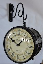 Double Sided Wall Clocks
