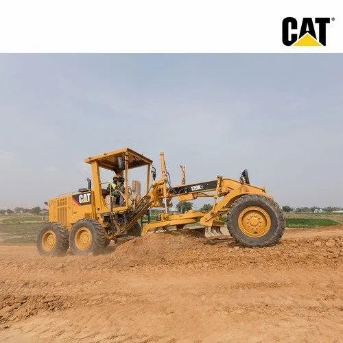 AccuGrade Technology - Cat AccuGrade Cross Slope System