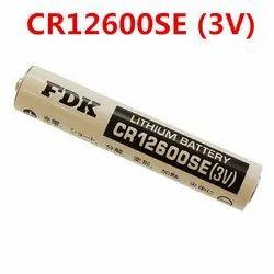 FDK CR12600SE CR2NP 3V Laser Lithium Manganese Dioxide Battery