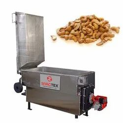 Nuts Batch Fryer