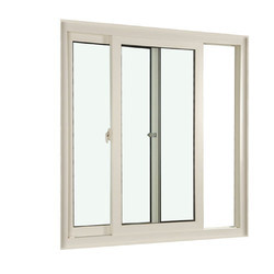 Office Aluminum Sliding Window