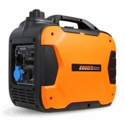 Portable Generator 2000is, Super Silent Inverter Sine Wave Output