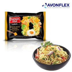 Plastic Laminated Noodles Packaging Pouch