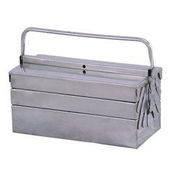 SS Tool Box 5 Compartments