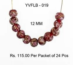 Lampwork Fancy Glass Beads - YVFLB-019