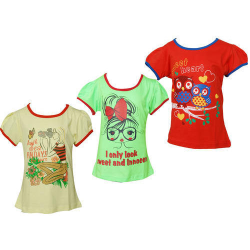 111e9ad52 Little Star Printed Girls Top, Rs 100 /piece, Dreamworks Lifestyle ...