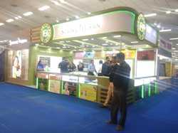 Exhibition Stall Hire Services, Size: 36 Sqm