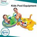 Multicolor Pvc Kids Pool Equipment