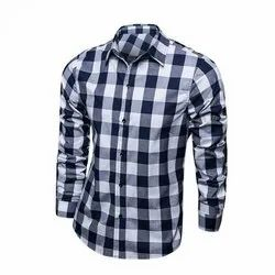 Men's Cotton Casual Shirt
