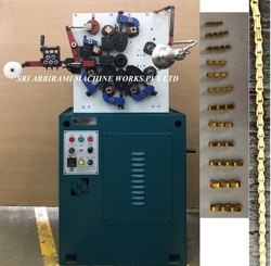 Jewelry Chain Folding Machine