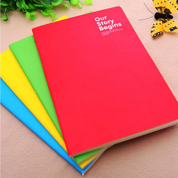 Paper Notebook Printing Services