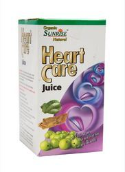 Sunrise 20 Ml Organic Heart Care Juice, Syrup, Packaging Size: 500 Ml,1000 Ml