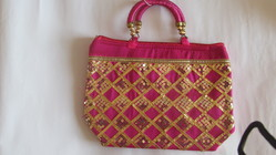 Traditional Lovely Colorful Ladies Women Purse
