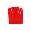 Red Cotton School Uniform T-shirts