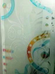 Decorative Wall Glass