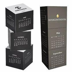 Magnetic Cube Calendar