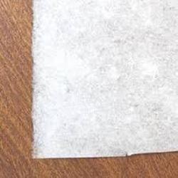 Embroidery Backing Non Woven Tear Away Paper, GSM: 20-50