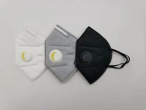 n95 mask grey