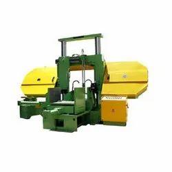 BDC-1000 M Semi Automatic Double Column Band Saw Machine