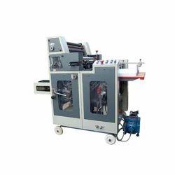 Single Color Paper Bag Offset Printing Machine